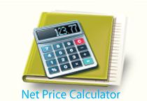Net Price Calculator Icon